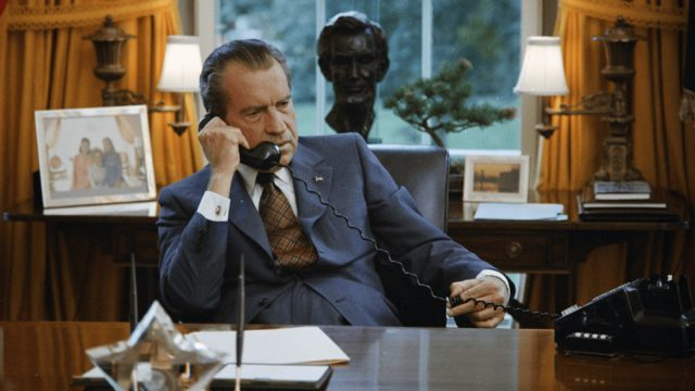 Charles Ferguson documentary takes  a new look at Watergate break-in and its aftermath
