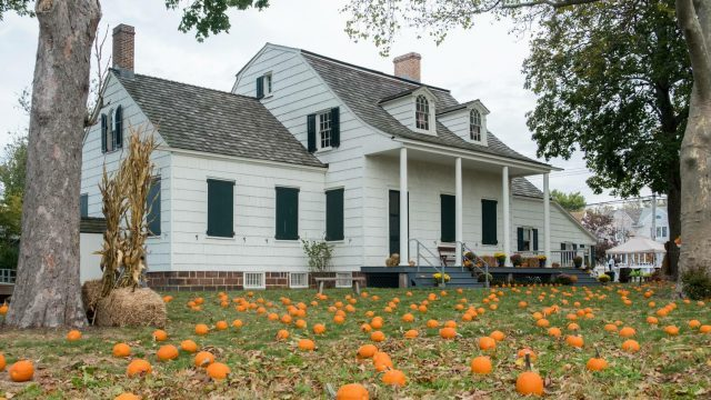 The historic Hendrick I. Lott House will open its doors for several special events this month