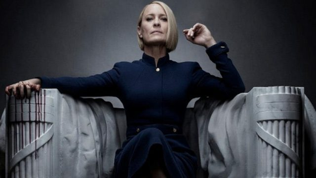 obin Wright will be at the 92nd St. Y to discuss last season of House of Cards