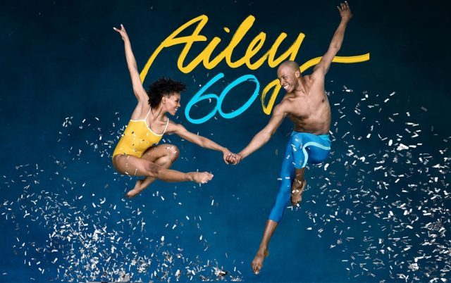Alvin Ailey American Dance Theater will be celebrating its sixtieth anniversary at City Center, which is celebrating its seventy-fifth anniversary