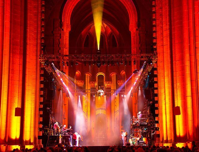 The Paul Winter Consort and friends will celebrate its fiftieth anniversary at the solstice at St. John the Divine