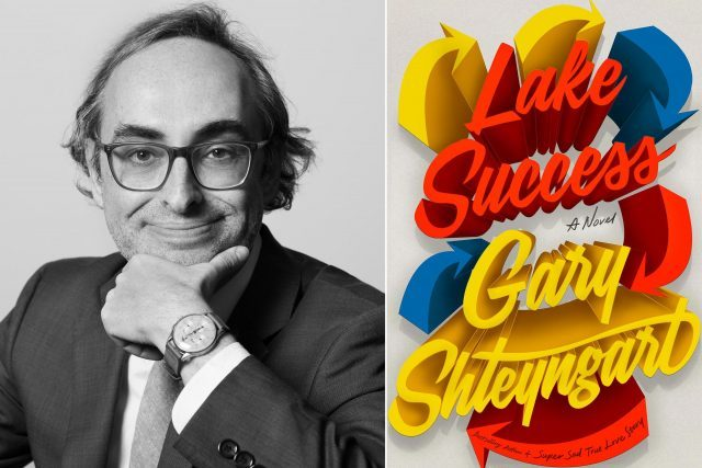 Gary Shteyngart will present his latest book at the JCC on December 12 (photo by Brigitte Lacombe)