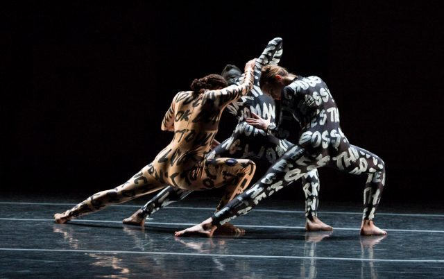 Stephen Petronios Hardness 10 is part of American Dance Platform at the Joyce (photo by Yi-Chun Wu)