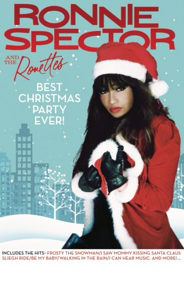 Ronnie Spector will present annual holiday show at City Winery on December 22