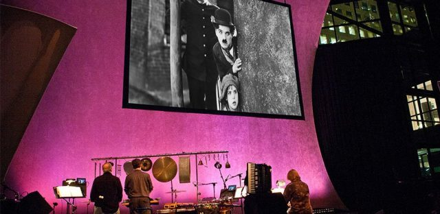 "John Schaefer ""Silent Films / Live Music"" series returns to Brookfield Place this week"