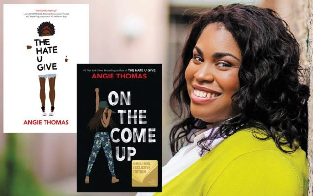 Angie Thomas will be at Symphony Space on February 6 for the launch of her second novel, On the Come Up