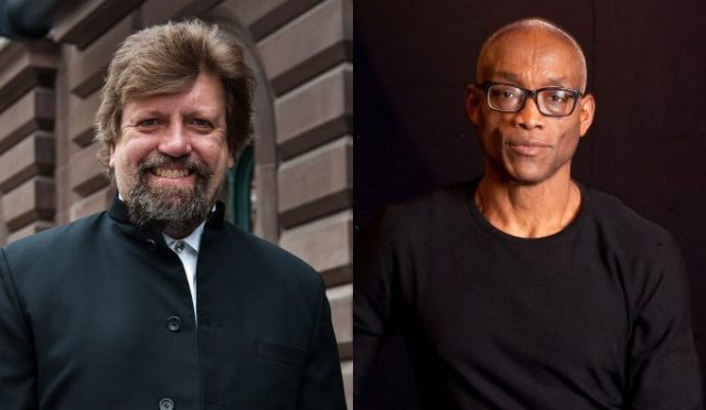 Oskar Eustis and Bill T. Jones will talk about their roles as artistic directors on February 11 at NYLA