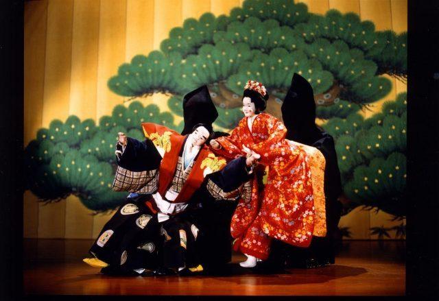 Hachioji Kuruma Ningyo Puppet Theater