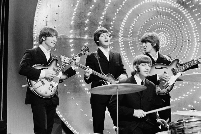 Beatles reunion tour includes monthlong  Broadway residency