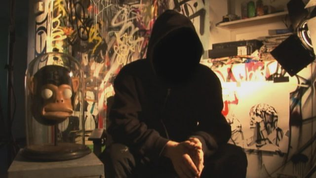 Banksy reveals only so much of himself in new documentary