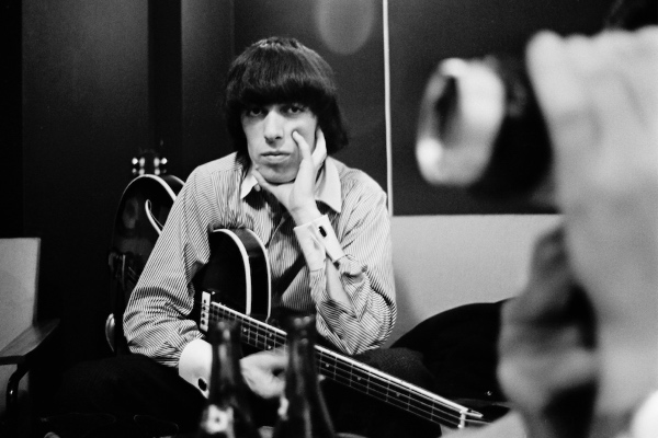 The Quiet One examines the life and times of Rolling Stones bassist Bill Wyman