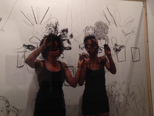 Artists ruby onyinyechi amanze and Wura-Natasha Ogunji will present a live collaboration at Frieze New York