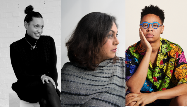 Nico Wheadon, Aruna D'Souza, and Sable Elyse Smith will discuss the state of the art world at Frieze