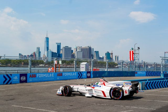 Twenty-two drivers and eleven teams will be revving it up in Red Hook for the