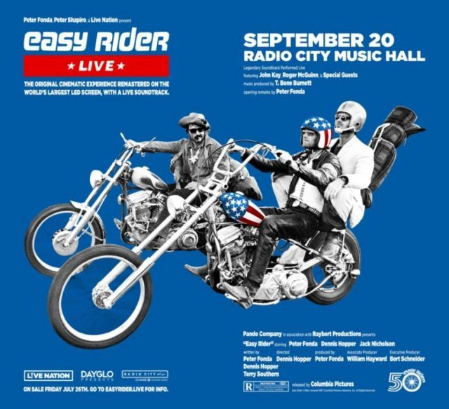 easy rider live
