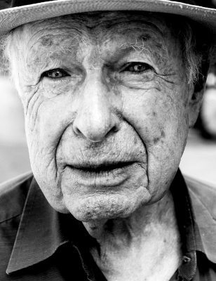 Peter Brook (photo ©-Marian Adreani)