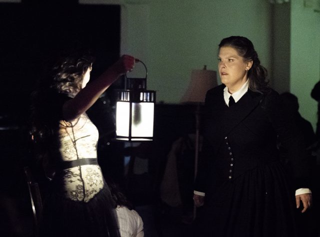 On Site Opera is presenting The Turn of the Screw at Wave Hill (photo by Pavel Antonov)