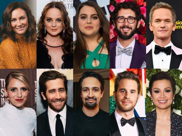 A parade of Broadway stars will celebrate Stephen Sondheim's ninetieth birthday Sunday night on YouTube