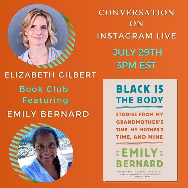 elizabeth gilbert book club