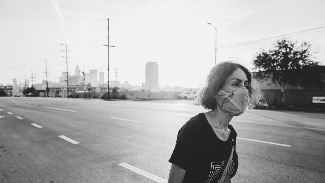 Carmen Argote goes for a haunting walk in new short film Last Light